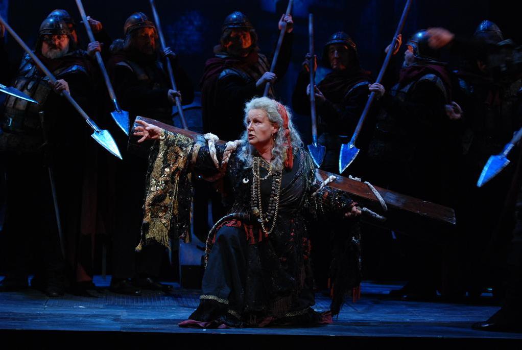 Emilia Boteva.Il trovatore. Opera Hamilton