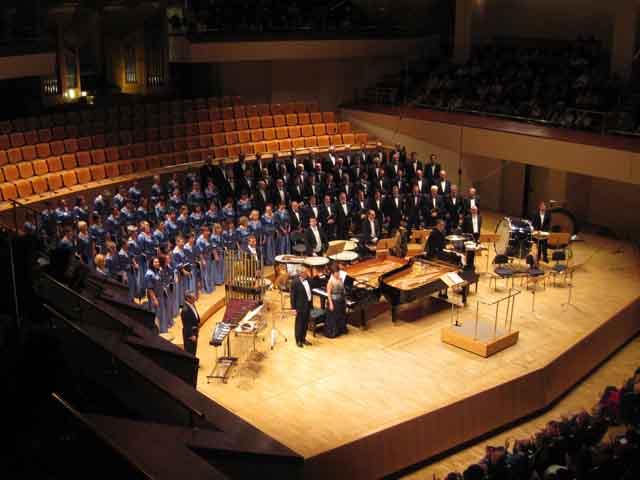 Requiem Alemán de Brahms