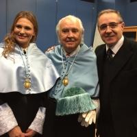 A. Arteta. A. G. Abril y J.C. Sancho