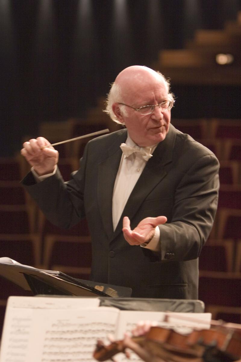 Avner Biron – Conductor ISRAEL CAMERATA
