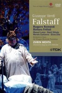 Manuel Lanza DVD Falstaff