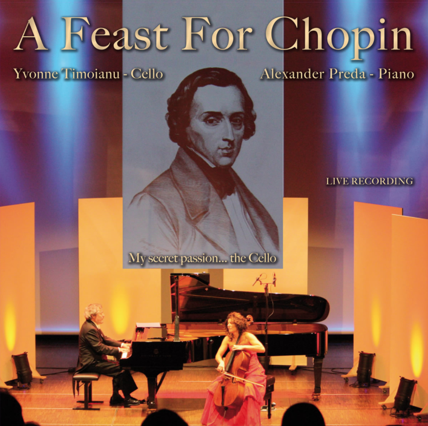 CD A Feast for Chopin