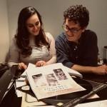 Oscar Lobete&Maria Martin