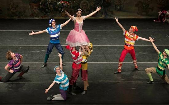 Blancanieves/Lviv Ballet