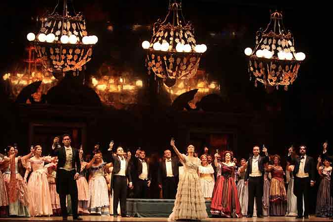LA TRAVIATA/CERVANTES 2018