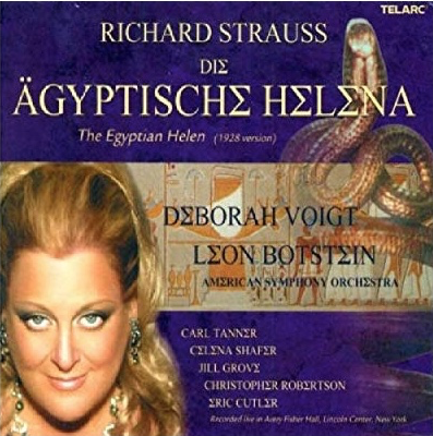 "R. STRAUSS ""La Helena egipcia"""