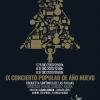 Cartel IX Concierto Año Nuevo (3 funciones)