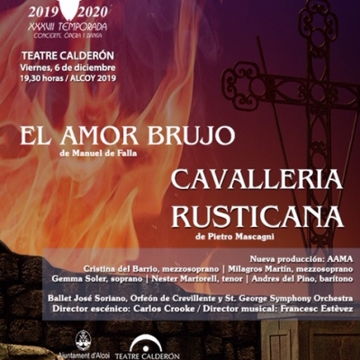 Cavalleria Rusticana/Cristina del Barrio 2019