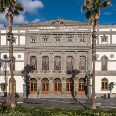 Teatro Pérez Galdós Las Palmas