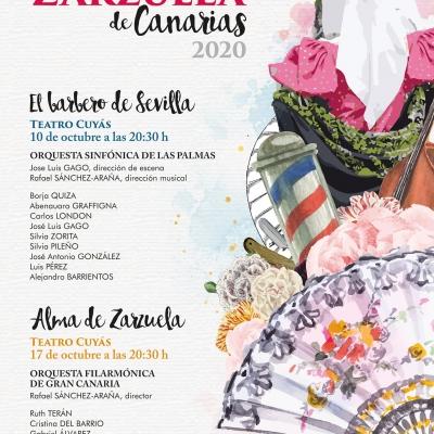 Gala Zarzuela Cristina del Barrio